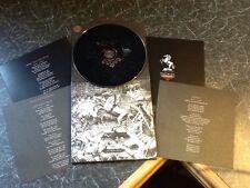Rare Pre Release Copy, Like Iron I Rust [Digipak] * CD by Kollwitz, Full Inserts