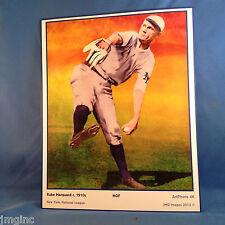 Rube Marquard, New York, Art Photo #46 - 8 x 10 image of HOF player c. 1910's