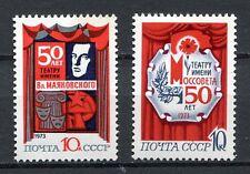 29471) RUSSIA 1973 MNH** Nuovi** Mayakovsky T. - 2v.