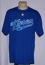 Team Korea Wordmark 2013 World Baseball Classic T-Shirt S