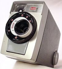 ANTIQUE VINTAGE CINE MOVIE CAMERA - KODAK BROWNIE - RETRO Clear Lens and Glass