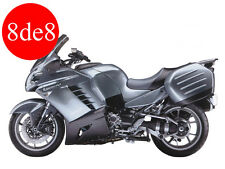 Kawasaki ZG 1400 GTR (2007) - Workshop Manual on CD