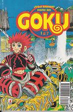 GOKU  n° 1  ed. Star Comics