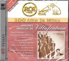 Los Violines de Villafontana    100 Años de Musica (40 Temas ) 2 Cds Set NEW