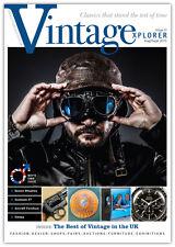 Vintagexplorer - Issue No11 -Tiki Talk, Top Rumps, Smile High Club, Bentley Boys