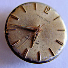 Perona 17J Swiss made Movement For parts/Steampunk