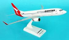 Qantas Boeing 737-800 1:130 skymarks modèle d'avion skr437 b737 NEUF qf