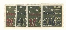 Brazil, Postage Stamp, #C55-C59 Mint NH, 1944