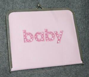 Baby Girl Snap Photo Album - Room for 24 4X6's