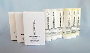 PAUL MITCHEL BATH BODY SOAP SHAMPOO/WASH CONDITIONER TRAVEL SET NEW