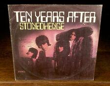 TEN YEARS AFTER»Stonedhenge»RARE `70 TAIWAN LP»Hard Psych w/ALVIN LEE<~NEAR MINT