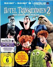 HOTEL TRANSSILVANIEN 2 (Blu-ray 3D + Blu-ray Disc, Schuber) NEU+OVP