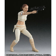 S.H.Figuarts Star Wars Attack of the Clone Padme Amidala Action Figure