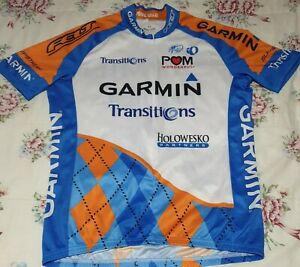 Great Mens Pearl Izumi Cycling Jersey Polo Shirt size Med in VGC