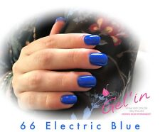 Vernis Semi Permanent NAILITY UV LED n°66 Electric Blue 7ml GEL POLISH USA