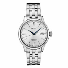 Seiko SRPB77 Presage Automatic Mens Watch - Stainless Steel