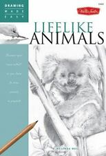 Lifelike Animals: Discover your Inner Artist as you Learn to Draw Animals in Gra