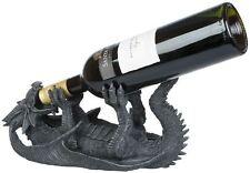 Weinflaschenhalter Drache beschwipst betrunken Gothic Halloween Fantasy DRA717