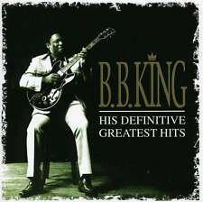 2 CD (NUOVO!) B.B. King: his definitive Greatest Hits (Best Thrill Is Gone BB mkmbh