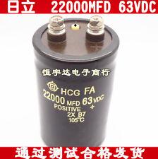 Snap-en Elko condensador 22000µf 63v 85 ° C esmh 630vsn223ma65s; 22000uf