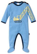 SCHIESSER  Schlafanzug Einteiler Strampler Gr.68 Neu Kran