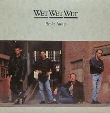 """Wet Wet Wet(7"""" Vinyl)Broke Away-Phonogram-Jewel 10-UK-NM/Ex"""