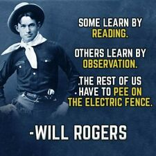 "Will Rogers refrigerator magnet  3""x 4"""