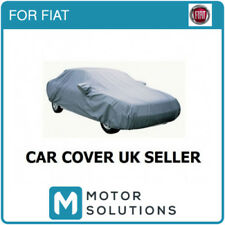 Fundas y lonas impermeable gris para coches Fiat