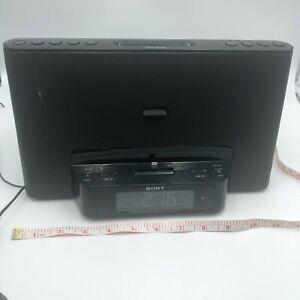 Sony Dream Machine Audio Dock Radio Iphone Ipad Lightning Connector ICF-CS15iPN