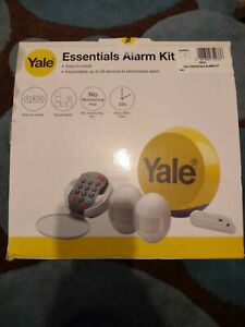 Yale YES-ALARMKIT Essentials Alarm Kit with remote control