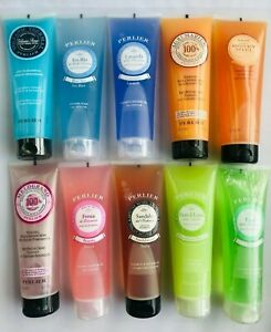 Perlier Bath & Shower Gel, 8.4 oz   Choose UR Scent!    FREE SHOWER PUFF!