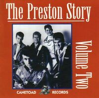 The Preston Story. Vol.2. CD Rockabilly. Canetoad Records. Brand New.