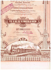 Fayoun Light Railways Co., 1899/1944, Top-Deco,   No. 777 !