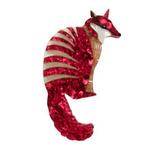 Erstwilder Nifty Numbat Brooch Collectible Jewellery Accessories