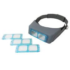 1.5x-3.5x Headband Adjustable Magnifier Watch Repair Magnifying Glass