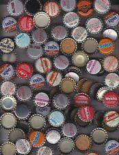 1000  BOTTLE CAPS COKE TAB ORANGE SODA  COCA-COLA, ORANGE CRUSH, CORK UNUSED NOS