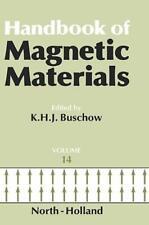 Handbook Of Magnetic Materials, Volume 10