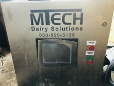 M-Tech Dairy Solutions Teat Scrubber System Excellent