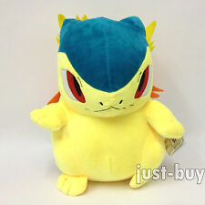 "Pokemon GO Typhlosion #157 Plush Soft Toy Doll Stuffed Animal Teddy 11""/28cm Big"