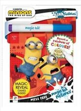 Inkredibles: Magic Ink Pictures Minions the Rise of Gru