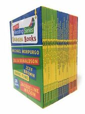 My First Reading Series Banana Books by Jacqueline Wilson 30 Book Set