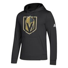 Vegas Golden Knights 2018 adidas Mens Fleece Pullover Hoodie M a3c5c3149