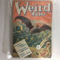 Weird Tales Magazine July 1950 Vintage Pulp Horror Sci-Fi Fantasy