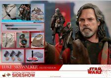 Star Wars: Episode VIII -Luke Skywalker Deluxe 1:6 Scale Hot Toy New in shipper