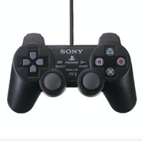 NEW Sealed Official DualShock Controller Gamepad for Sony PS2 PlayStation 2