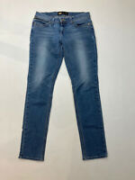 LEVI DEMI CURVE Skinny Jeans - W29 L32- Blue - Great Condition - Women's