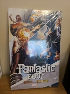 FANTASTIC FOUR BEHOLD GALACTUS! HUGE NEW SEALED Hardcover Kirby MARVEL COMICS VF