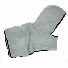 "Large Wet Travel  Dog Microfibre Drying Coat Towel 22-24""/56-61cm"