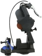 Bench Mount Electric Chainsaw Sharpener 4,200 RPM Adjustable 120 Volt Sharpen