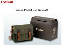 CANON Herringbone 6520 Camera Shoulder Bag Case for D-SLR SLR RF Mirrorless Lens